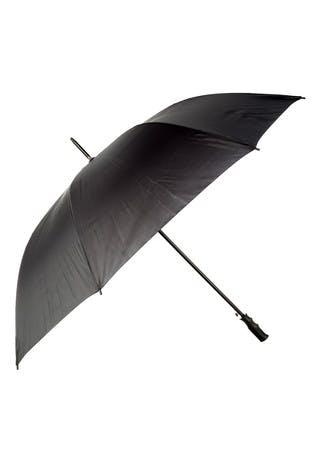 Large Black Golf Umbrella