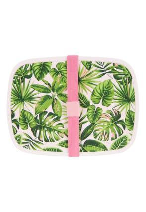Green Leaf Lunch Box