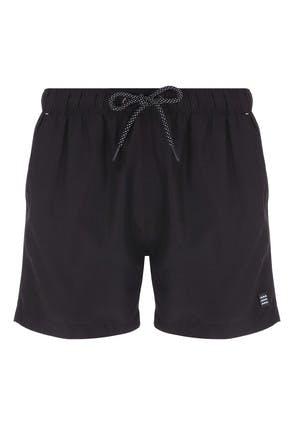 Mens Black Swim shorts