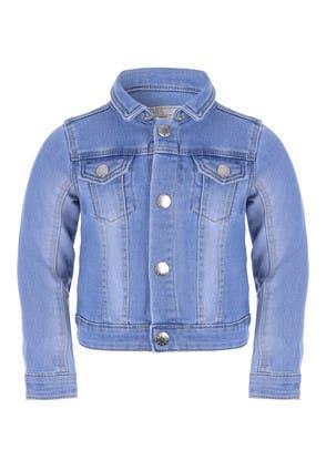 Younger Girls Blue Denim Jacket