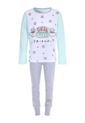 Older Girls Friends Central Perk Pyjama Set