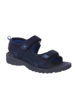 Younger Boys Navy Adventure Sandals