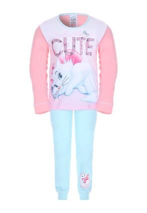 Younger Girls Disney Aristocats Pyjama Set