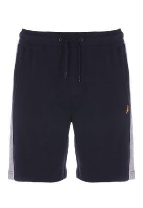 Mens Navy Sweat Shorts
