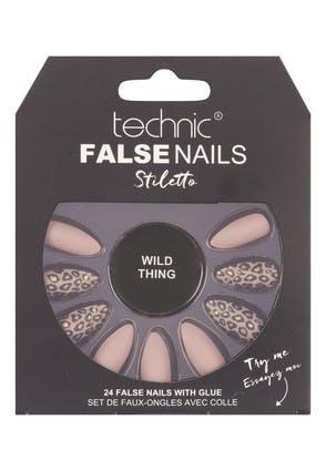 Technic Wild Thing False Nails