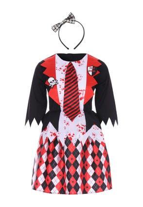 Kids Halloween Head Ghoul Costume